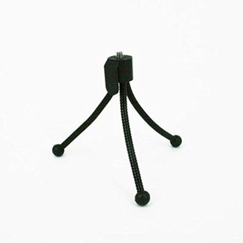 kelaina Dedicated Mini Stativ Halter für Digital Kamera oder Webcam (schwarz)