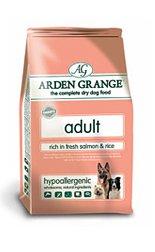 Arden Grange Adult Dog Rich in Fresh Salmon & Rice 15kg 15000g by Arden Grange