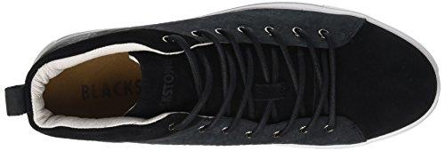Blackstone Herren Om56.Blk Flach Noir (Black)