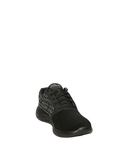 Skechers 55060 Sneakers Basse Uomo Nero