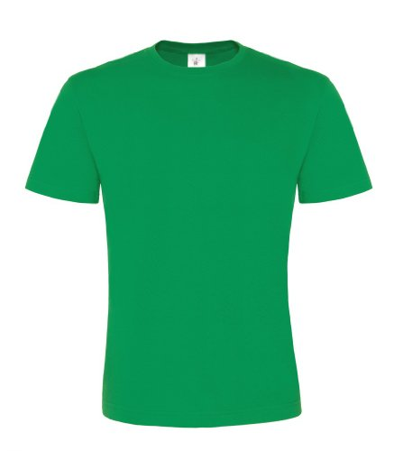 T-Shirt 'Exact 190 Top' Kelly Green