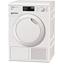 Miele TCE520WP Independiente Carga frontal 8kg Blanco - Secadora (Independiente, Carga frontal, Bomba