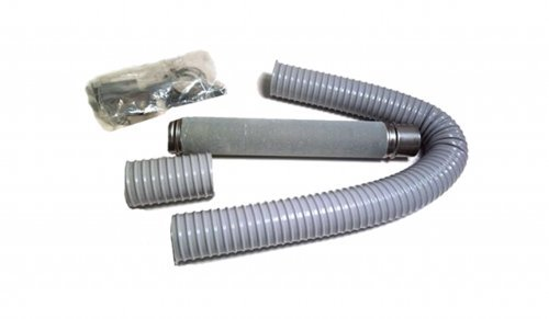 Rinnai FOT-156 ES11 Vent Pipe Extension Kit, 21-Inch - 40-Inch by Rinnai -