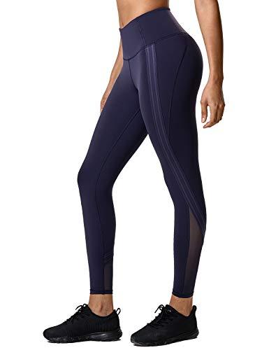 CRZ YOGA Mujer Leggings Raya Cintura Alta 7/8 Pantalon