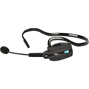 Speedlink Argos Bluetooth Kopfhörer mit Mikrofon für Playstation 3/PS3 (beidseitig verwendbar, 9 Stunden Laufzeit) schwarz