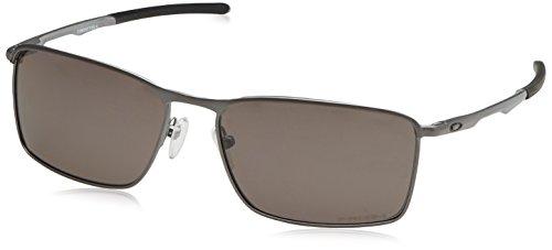 Oakley Herren Conductor 6 410607 58 Sonnenbrille, Schwarz (Lead/Prizmdailypolarized),