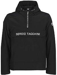 b405b6b12a8c Sergio Tacchini - Veste de survêtement Young Line Pro - Blanc  Rouge. veste  tacchini