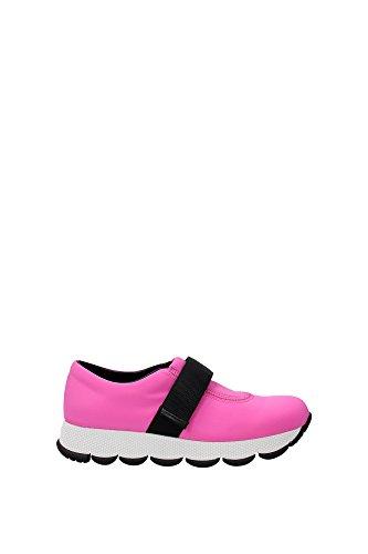 Prada Sneakers Donna - (3S6179BEGONIA) EU Rosa