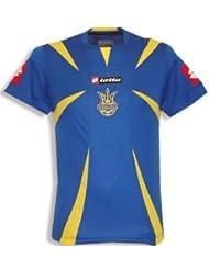 Lotto Fantrikot Ukraine, Herren, royal/yellow