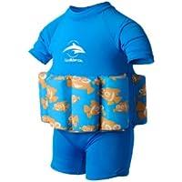 Konfidence Float Suit Badeanzug integrierter Auftrieb Clownfish 4 - 5 Jahre 18-25 kg NEU Schwimmhilfe für optimale Armfreiheit