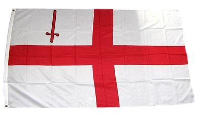 Fahne / Flagge England - London NEU 150 x 90 cm