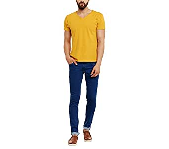 Cladien (Since 1958), Men's Blue, Slim Fit Jeans - 28