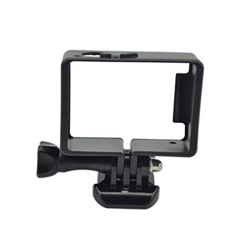 Generic Standard Frame Mount Camera Protective Housing for Gopro Hero 3 3+ 4-14011092MG  available at amazon for Rs.149
