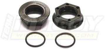 Integy RC Model Hop-ups C22604 17mm Pro Wheel Nut (2) for 17mm Hex Hub | De Fin D'année Bonnes Affaires Vente