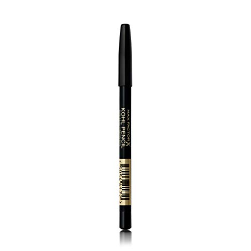 Max Factor Khol Pencil Eyeliner Lápiz de Ojos Tono 20 Black - 4 gr