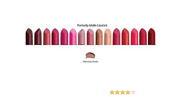 Avon True Colour Perfectly Matte Lipstick Marvelous Mocha Amazon