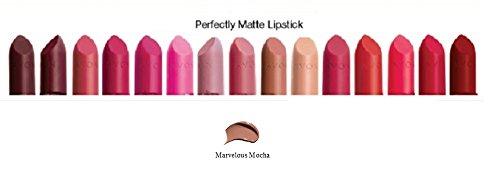 Avon True Colour Perfectly Matte Lipstick - MARVELOUS MOCHA