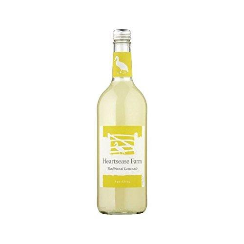 Heartsease Ferme Mousseux De 750Ml De Limonade Traditionnelle (Paquet de 2)