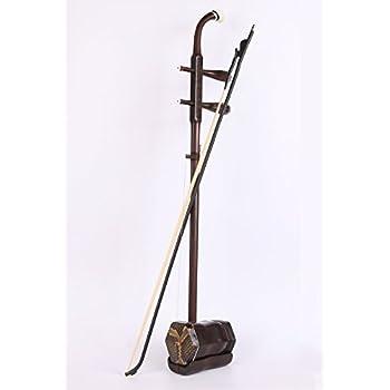 Professional Yunzhi Erhu Chinese 2-string Violin Fiddle Musical