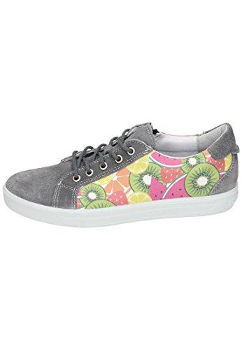 Ricosta Maedchen Sneaker bunt, 540099-0 zwei-/mehrfarbig