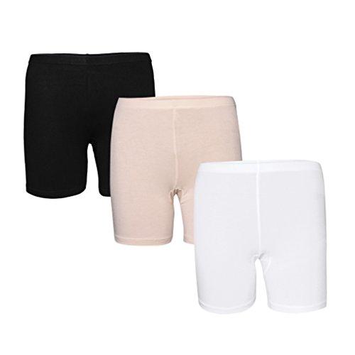 Kostenloser Versand Kleid $10 Unter Xxl (2er/3er Pack Damen Panties Spitzenhöschen Baumwolle Unsichtbare Slips Boxershorts Unterhosen Unterwäsche mit zufällige und kostenlos Wäschebeutel)