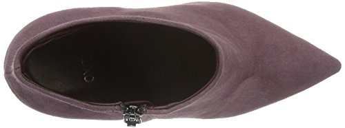 Oxitaly Damen Stella 230 Kurzschaft Stiefel Pink (Antik)