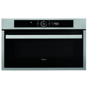 Whirlpool - AMW731IX - Micro-ondes encastrable - Fonction Gril - 38,5 x 59,5 x 51.4 cm