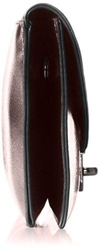 Bulaggi - Maike 32524, Sacchetto Donna Rosa (Rosa (Pink Metallic))