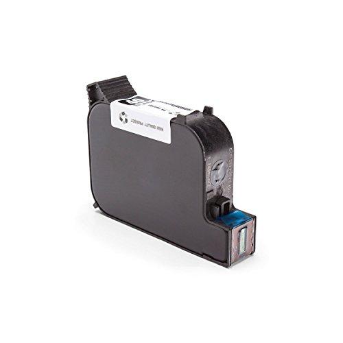 42-drucker (Inkadoo® Tinte passend für HP DesignJet 350 C Plus ersetzt HP 40 , 40BK , 40BLACK , NO40 , NO40BK , NO40BLACK , Nr 40 51640AE - Premium Drucker-Patrone Kompatibel - Schwarz - 42 ml)