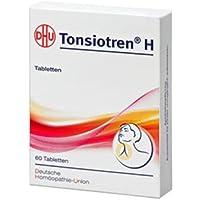 Tonsiotren H Tabletten bei Rachen- und Malndelentzündungen, wirkt abschwellend, entzündungshemmend und schmerzlindernd... preisvergleich bei billige-tabletten.eu