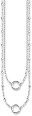 Thomas Sabo Collar cadena Mujer plata - X0234-001-12-L45v