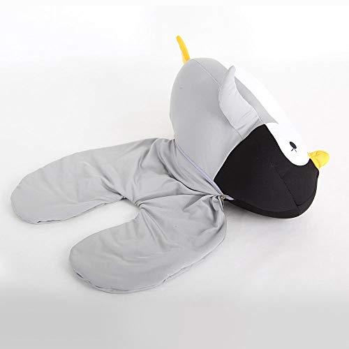 Erwachsenen Pinguin Hoodie - WUYHIBA Netter Pinguin-verformbares U-förmiges