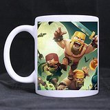 XOX-T clash of clans Custom White Mug Coffee Cup color-4
