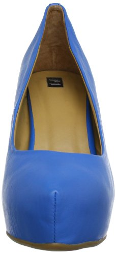 P1 95, Sandales femme Bleu (Blue)