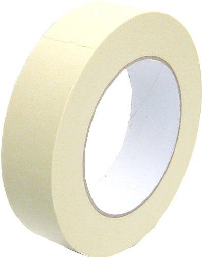Abdeckband 48 mm x 25 meter Kreppband Maler Krepp Band Abklebeband Klebeband