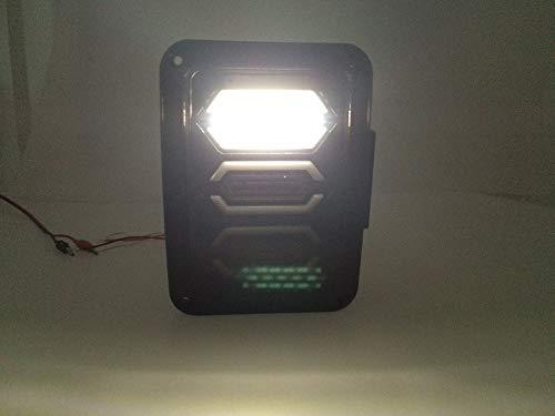 SXMA Euro versi/ón LED TailLamp luz trasera