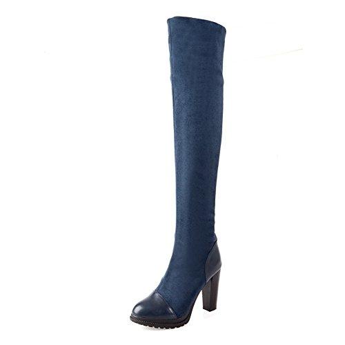 Balamasa - Botas Chukka Azules Para Mujer