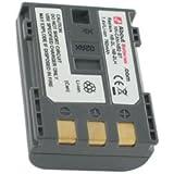 Batterie pour CANON EOS 400 D, 7.4V, 750mAh, Li-ion