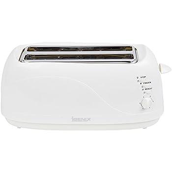 Kenwood 4 Slice Toaster 1500 W TTP210 White Amazon