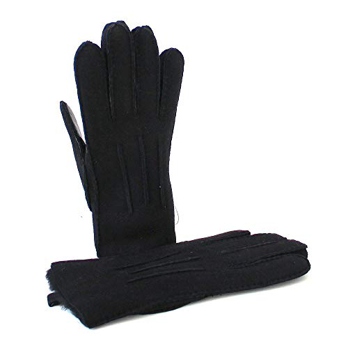 Guantes Piel Andreas by UGG guantesguantes XL - negro