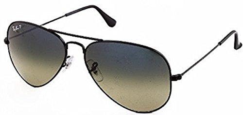 Ray-Ban Aviator Sunglasses (Grey) (RB3025|002/4058)