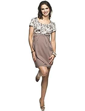 2in1 elegantes und bequemes Umstandskleid / Stillkleid, Modell: RONJA