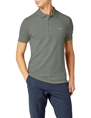 Lacoste Herren Poloshirt, Grau (Sergent Fkm), X-Large (Herstellergröße: 6)