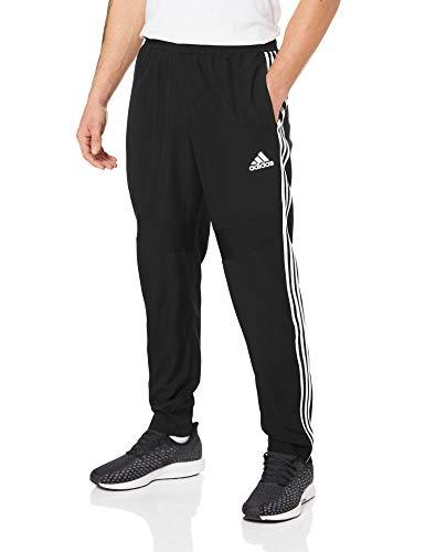 adidas Herren TIRO19 WOV PNT Sport Trousers, Black/White, L