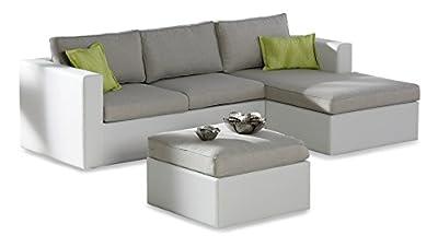 BEST 47021500 Chaise-Lounge, Armlehne rechts von BEST - Gartenmöbel von Du und Dein Garten