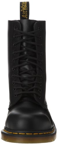 Dr. Martens 1919, Boots mixte adulte Noir (Black Fine Haircell)