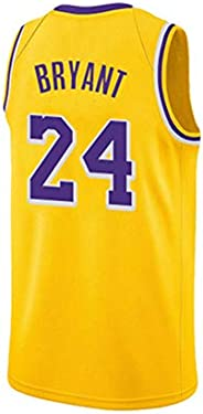 Kobe Bryant NO.23 Los Angeles Lakers New Season Jersey Version Double Fight Couple Basketball Uniform City Bal