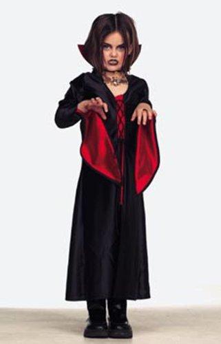 mpir Faschingskostüm Hexe Vampirin Vampirlady, Gr. 116 (Freche Hexe Kostüme)