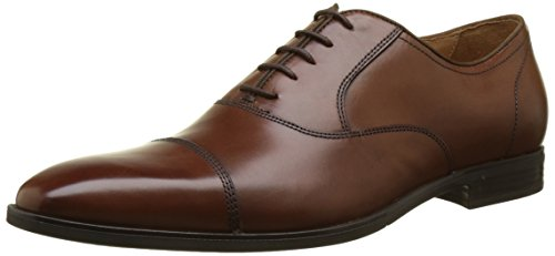 Geox Herren U New Life E Oxfords Braun (Cognac)
