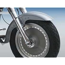 Guardabarros Delantero de Acero Para Motocicleta Harley Fat Boy 90-13 Bobber Custom Chopper